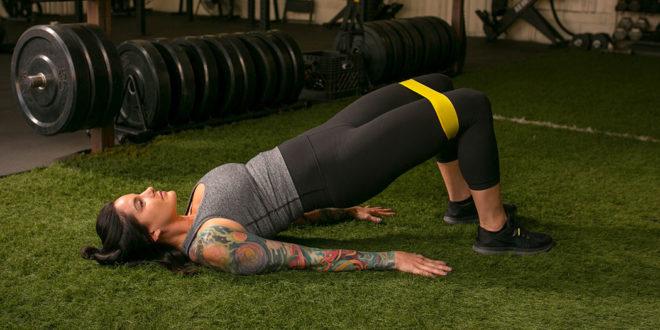 Booty Bootcamp: Glute-Übungen zur Linderung des unteren Rückens