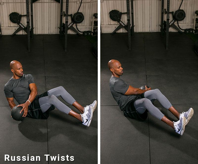 russische Zwillinge