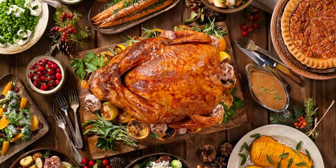 3 Tipps, die Ihnen helfen, Ihre Gesundheits- und Wellnessziele für Thanksgiving 2020 einzuhalten