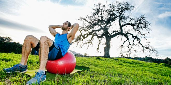 6 Kernübungen, um starke Bauchmuskeln zu bekommen und zu halten