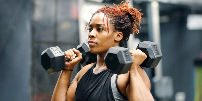 Bringt Sie Krafttraining dazu, an Gewicht zuzunehmen?