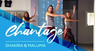 Chantaje - Shakira ft Maluma - Easy Fitness Tanzvideo - Choreografie