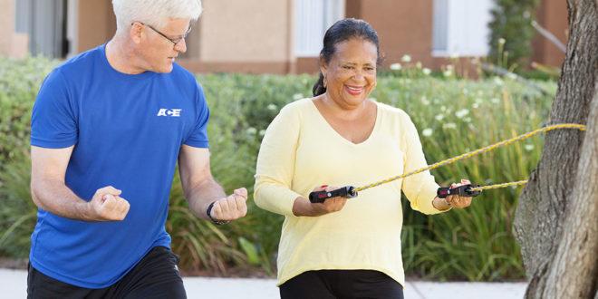 Der Schlüssel zu gesundem Altern
