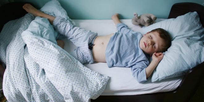Der Zusammenhang zwischen Schlafgewohnheiten und Fettleibigkeit bei Kindern