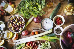 Fitness und Ernährung für die Gesundheit