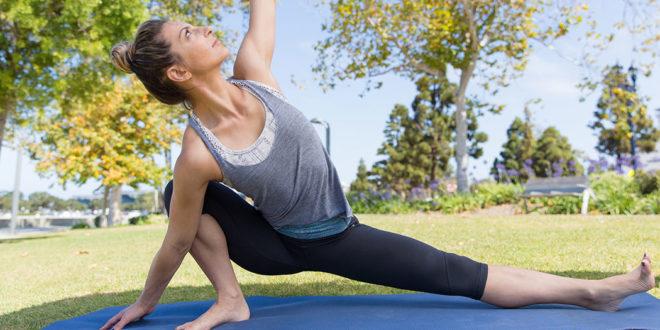 Frühjahrsputz Ihre Fitness-Routine