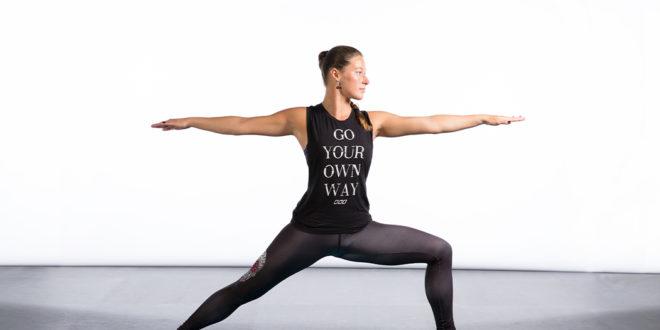 Ja, du kannst Yoga machen