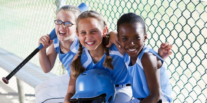 Kinder und Sport: Mischen Sie es, um Verletzungen zu vermeiden