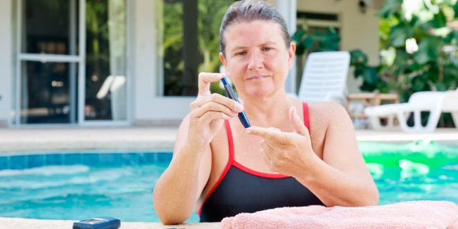 Körperliche Aktivität und Diabetes