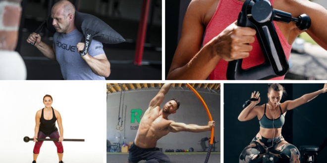 Rüsten Sie Ihr Heim-Fitnessstudio in dieser Ferienzeit auf