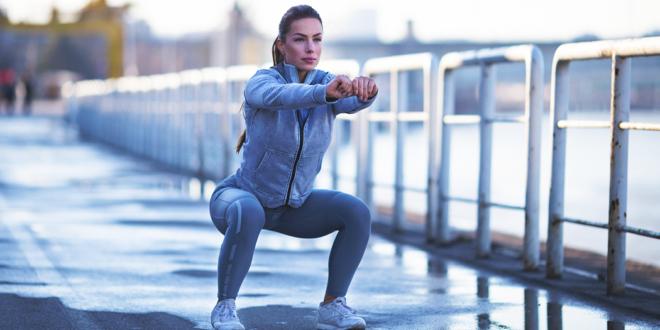Top 10 Übungen für definierte Gesäßmuskeln