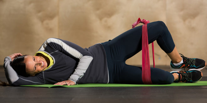 Verbessern Sie Ihr Laufspiel, indem Sie Ihre Hüften stärken