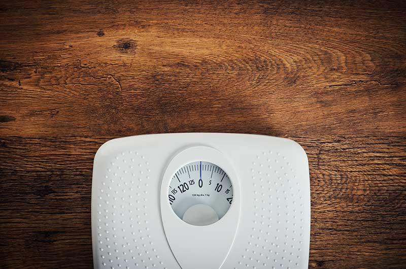 Schilddrüse verursacht Gewichtszunahme