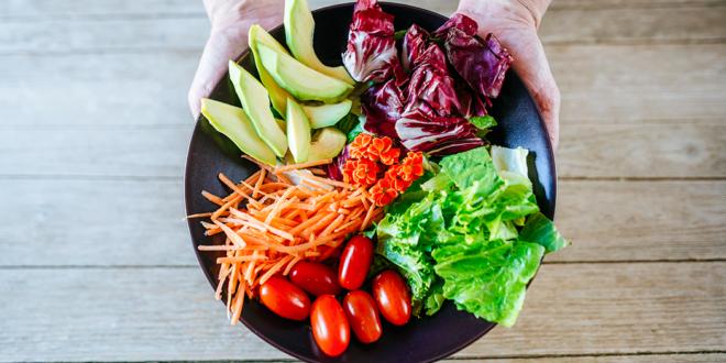 Vorteile & amp; amp; Vorteile des vegetarischen Gehens