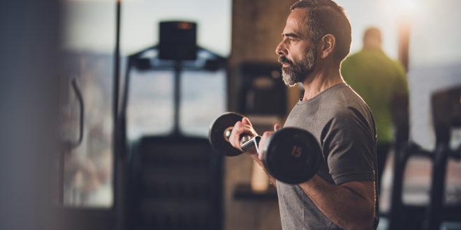 Vorteile des Krafttrainings für aktive Agern
