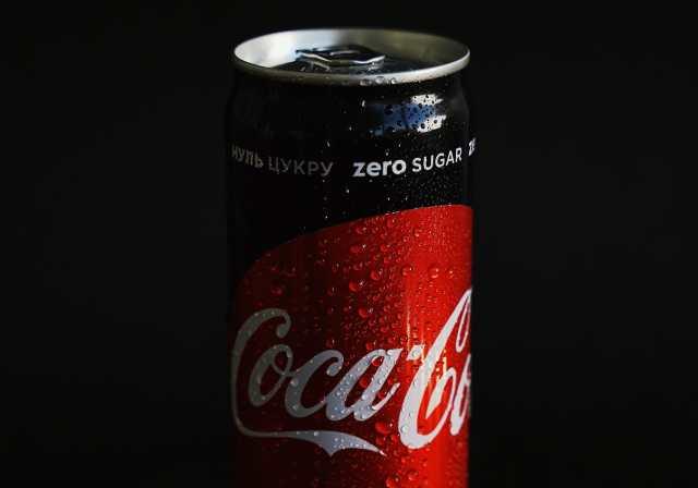 Dose Diät Coca Cola