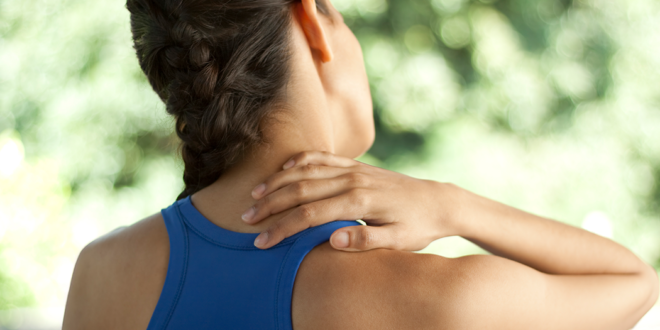 Wie Sie diesen Schmerz in Ihrem Nacken loswerden