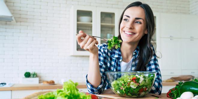 Wie man Lebensmittel verwendet, um Angst zu lindern