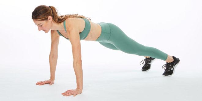 Gewichtsverlust Übungen für Frauen