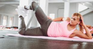 Trainieren Sie Ihren Magen mit Yoga