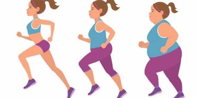 Übung: Ist es wirklich weniger wichtig als eine Diät zur Gewichtsreduktion?
