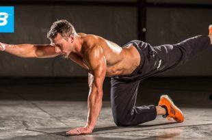 Zu Hause Core Workout | Kupplungsleben: Ashley Conrads 24/7 Fitnesstrainer
