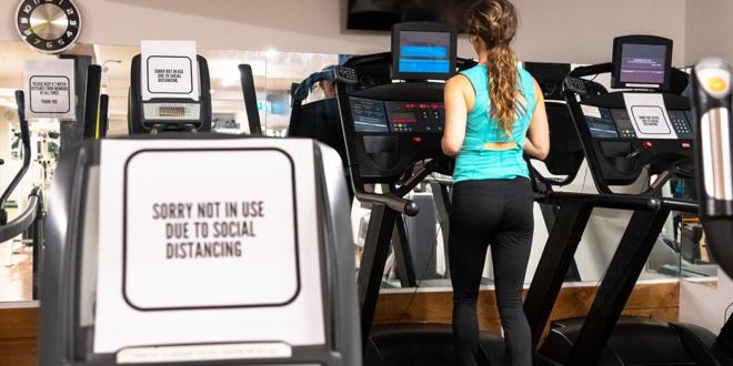 So kehren Sie 2021 sicher ins Fitnessstudio zurück
