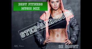 Step Aerobics Music Mix # 5 133-136 bpm 58 'Israel RR Fitness