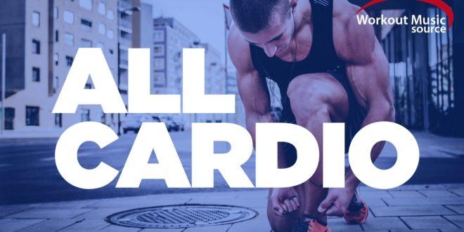 Workout-Musikquelle // ALL CARDIO (60-minütiger Non-Stop-Workout-Mix) // 140-150 BPM