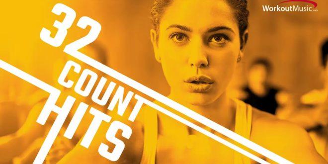 Workout-Musikquelle // 32 Count Hits // 130-135 BPM