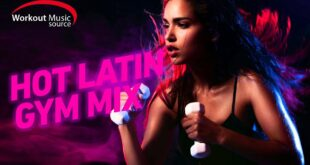 Workout Musikquelle // Hot Latin Gym Mix (135 BPM)