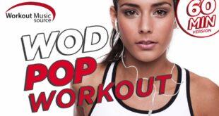 Workout-Musikquelle // WOD Pop Workout - 60-minütige Version (135 BPM)