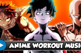 1 Stunde EPIC Anime Training / Motivation Workout Musik Mix von NateWantsToBattle