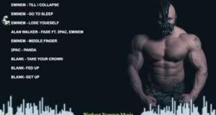 Hip Hop Workout Musik Mix - Eminem Motivation Musik