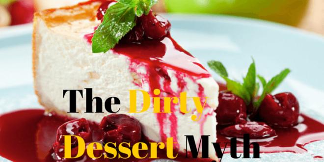 Iss das verdammte Dessert
