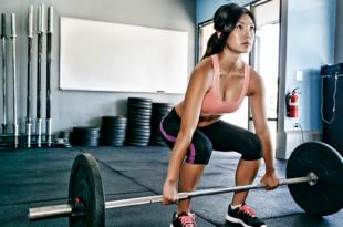 Leitfaden für Frauen zum Gewichtheben