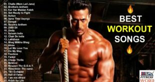 Best Gym Workout Songs - Best Hindi Workout Songs - Best Hindi Gym Songs - Best English Workout Songs
