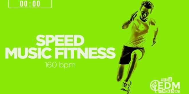 60-Minuten Speed Music Fitness 2020 (160 bpm/32 zählen)