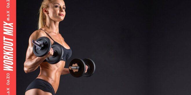 Workout Music Mix 2021🔥 Fitness & Gym Motivation & Training Music Mix #24