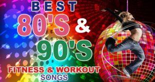 Musik-Workout-Hits aus den 80er und 90er Jahren (Fitness & Workout - 128 Bpm 32 Count)