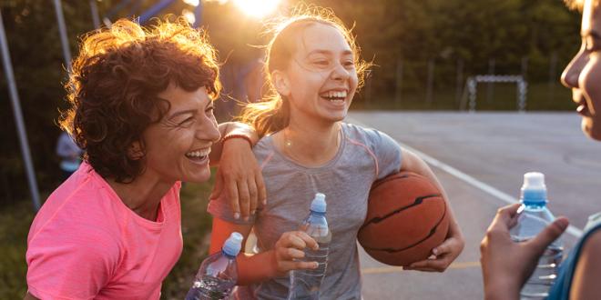Wie Bewegung die psychische Gesundheit junger Erwachsener steigern kann