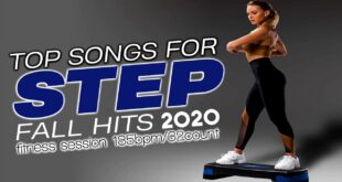 Herbsthits Top-Songs für Step-Workout-Session 135 Bpm / 32 Count