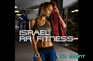 Musik/Step-Aerobic/Laufen/Workout… Mix #37 136bpm 32Count Israel RR Fitness 2020